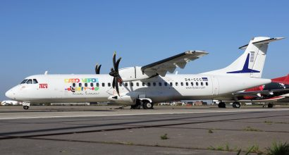 Purchase of ATR72-500 MSN 558 from Elix Aviation Capital.