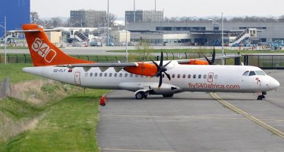 EJS complete purchase of another ATR72-500 MSN826