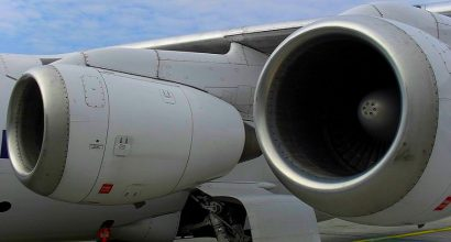 Purchase from Braathens of 4 AR 507 engines and RJ spares