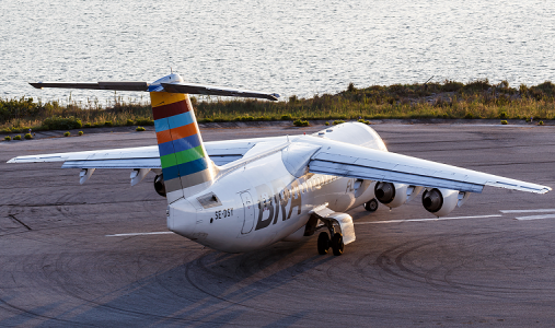 EJS purchase the entire RJ inventory of Braathens Regional Airlines
