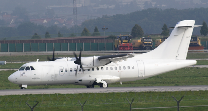 EJS complete the purchase of ATR42-300 MSN 158