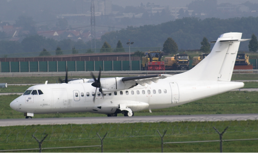 EJS COMPLETE DISASSEMBLY OF AN EJS-OWNED ATR42-300, MSN 158