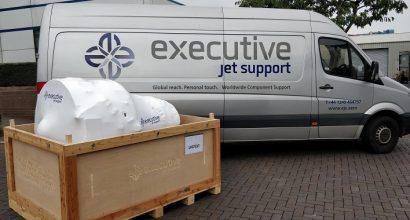 EJS offer five SV ALF507 engines for sale